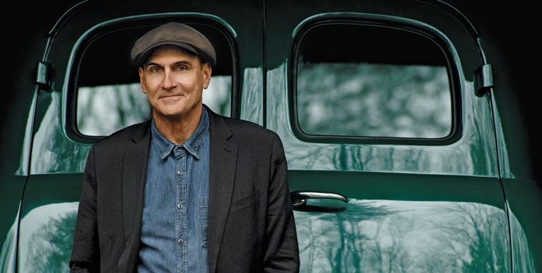 James Taylor…How sweet it is….